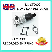 FOR FIAT CROMA 194 1.9 2.4 D MULTIJET (2005-ON) NEW EGR VALVE + GASKETS 55215031
