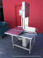 Hobart Commercial Butcher Band Meat Saw,  MODEL 6801
