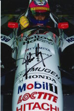 PEDRO LAMY TEAM LOTUS F1 HAND SIGNED 6X4 PHOTO 13.