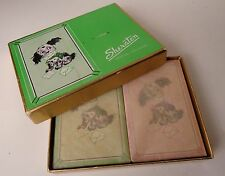 Sheraton Playing Cards ca. 1930s Sealed in Glassine Paper
