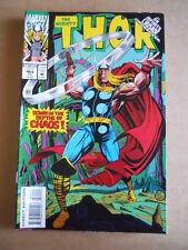 The Mighty THOR #464 1993  Marvel Comics  [SA36]