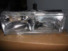 NEW 1992 BUICK CENTURY DRIVERS SIDE HEADLIGHT 114-00143L  1989-1996
