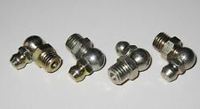 Grease Nipples M8 by 1 angled 90 - (Qty 4)