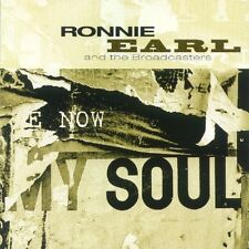 Now My Soul - Ronnie Earl (2009, CD NIEUW)
