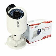 Hikvision DS-2CD2042WD-I 4mm 4MP IR Bullet Network IP Camera WDR CCTV PoE 3-AXIS