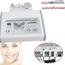Ultrasound Ultrasonic Anti Aging Beauty Facial Skin Spa Salon Machine Face Eyes