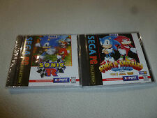 BRAND NEW FACTORY SEALED PC GAME LOT SONIC & KNUCKLES COLLECTION HEDGEHOG 3 R