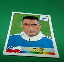 N°104 NELSON TAPIA CHILI CHILE PANINI FOOTBALL FRANCE 98 1998 COUPE MONDE WM