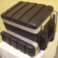7/2/6 HE ABS-Kunststoff-Kombicase Winkelrack L-Rack Mixercase Hartschalenrack