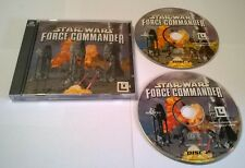STAR WARS FORCE COMMANDER PC GAME JEWEL CD