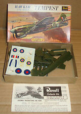 REVELL 1/72 SCALE H-620-50 HAWKER TEMPEST