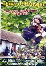 DAYS OF HUNGER - THE GREAT IRISH FAMINE 1845-1849 DVD IRISH HISTORY