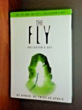THE FLY & THE FLY II  ( 2 DVD Collector's Set)   LIKE NEW
