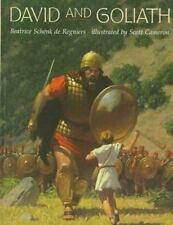 David and Goliath-ExLibrary