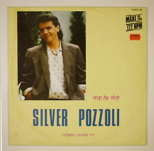 "12"" Maxi - Silver Pozzoli - Step By Step - B1622 - washed & cleaned"