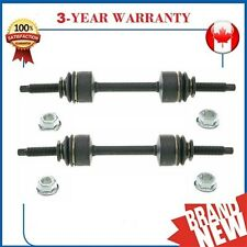 FRONT LEFT & RIGHT STABILIZER SWAY BAR LINK KIT FORD F-SERIES 4WD 4X4 K750362