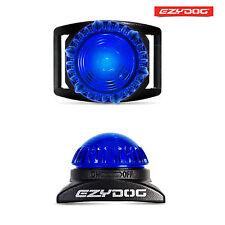 EzyDog Adventure Light Flashing Dog Safety LED Light - BLUE