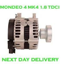 FORD MONDEO MK4 1.8 TDCI 2007 2008 2009 2010 2011  on NEW RMFD ALTERNATOR 65Amp