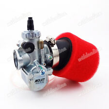 26mm Molkt Carburetor Carb Air Filter IMR SSR 125 140 150 cc CRF50 Pit Dirt Bike