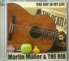 CD MARTIN MÜLLER & THE RIB - one day in my life