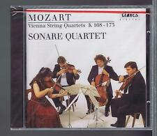 MOZART CD NEW VIENNA STRING QUARTETS SONARE QUARTET
