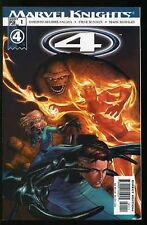 MARVEL KNIGHTS FANTASTIC FOUR #1-30 NEAR MINT COMPLETE SET 2004