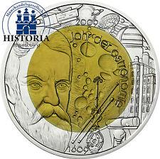 Österreich 25 Euro 2009 ( Hgh ) Silber Niob Serie: Jahr der Astronomie