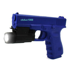 Quick Release Mount Tactical Led Flashlight Lights Torch fit for pistol glock