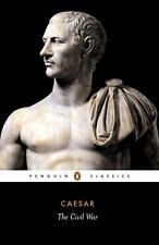 The Civil War of Caesar (Penguin Classics), Caesar, Julius, Acceptable Book