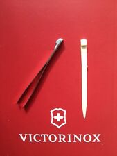 Zahnstocher und Pinzette Victorinox schweizer Taschenmesser klein Classic