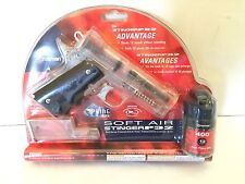 NEW NIP CROSMAN Soft Air SPRING BB GUN Pistol With 400 BB's