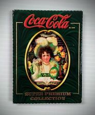 Coca-Cola Super Premium Collection Cards Pack - FREE SHIPPING