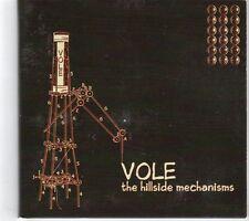 (GK959) Vole, The Hillside Mechanisms - 2012 CD