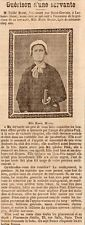 32 LECTOURE MARIE MESTRE PILULES PINK PUBLICITE 1906 FRENCH AD
