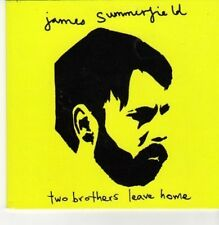 (DN369) James Summerfield, Two Brothers Leave Home - 2012 DJ CD