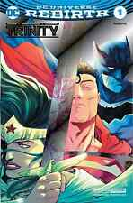 TRINITY 1 NYCC NEW YORK COMIC CON HOLO FOIL HOHLOFOIL VARIANT BATMAN SUPERMAN