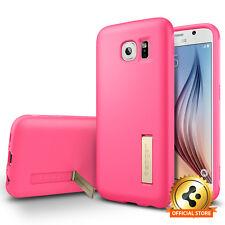 [Spigen Factory Outlet] Samsung Galaxy S6 Liquid Air Armor Solid Azalea Pink