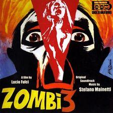 ZOMBI 3 - COMPLETE SCORE - LIMITED EDITION - STEFANO MAINETTI