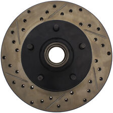Disc Brake Rotor-High Performance Drilled And Slotted Centric 127.62000R