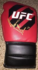 Rafael Dos Anjos Signed UFC Glove RDA with proof