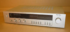 SILVER ROTEL STEREO POWER AMP AMPLIFIER DECK RA-840 310W