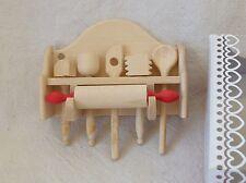 """#7437# (P-122-D) """"Küchengeräte aus Holz"""" von Bodo Hennig - Nr. 7508"""