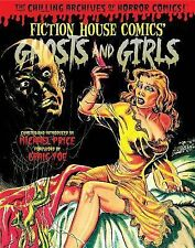Ghosts and Girls of Fiction House! Golden Age Horror HC IDW Craig Yoe 2015