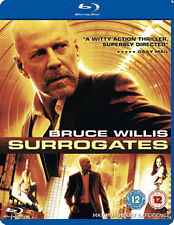 SURROGATES - BLU-RAY - REGION B UK