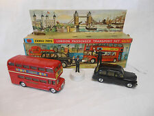 Corgi Toys Gift set 35 London Transport  NMIB