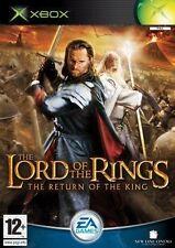 Il SIGNORE DEGLI ANELLI: ritorno del re (Microsoft XBOX, 2003)