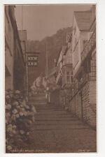 High Street Clovelly, Judges 7522 Devon Postcard, A900