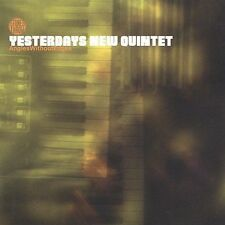 Angles Without Edges by Yesterdays New Quintet (CD, Sep-2001, Stones Throw)