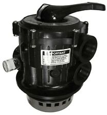 Hayward Multiport Valve Sand Filter Top Mount Backwash Valve SP7122 SP07122