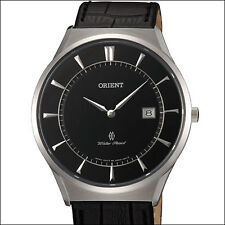 Orient Palmer Thin Quartz Dress Watch, 39mm Case, Sapphire Crystal #GW03006B